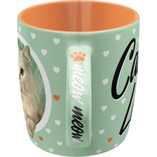 Cat Lover - Tasse