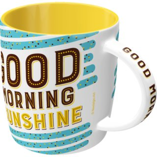 Good Morning - Tasse