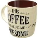 Awesome Coffee - Tasse
