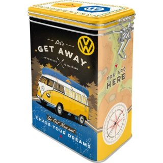 Aromadose - VW Bulli - Lets Get Away